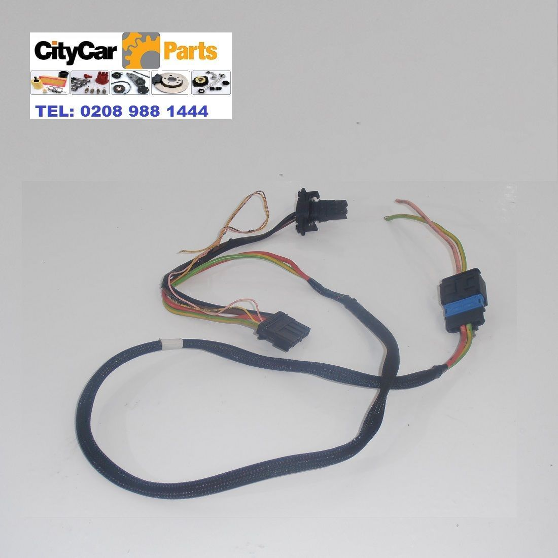 Peugeot 308 Wiring Loom Manual Guide Diagram Towbar Model From 2007 To 13 Hatchback Ac Heater Blower Plug Electric